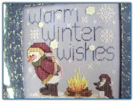 Warm Winter Wishes / Waxing Moon Designs