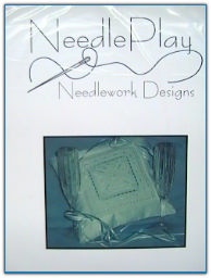 Whitework Square / Needle Play