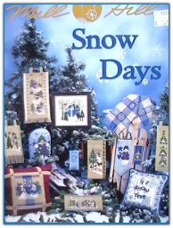 Snow Days / Mill Hill Designs
