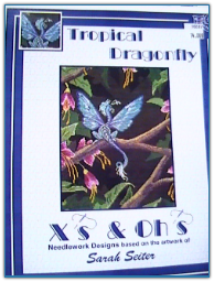 Tropical Dragonfly / X's & Oh's