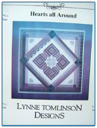 Hearts All Around / Lynne Tomlinson