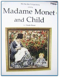 Madame Monet with Child / Fine Arts Heritage