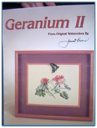 Geranium II / Green Apple