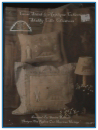 Shabby Chic Christmas / Homespun Elegance