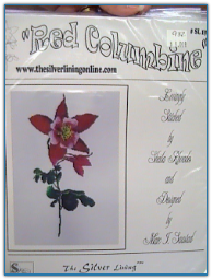 Red Columbine / Silver Lining