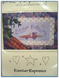 Easter Express / Lizzie Kate