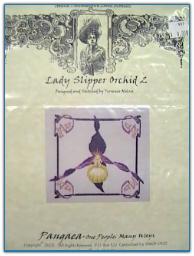 Lady Slipper Orchid 2 / Dimples Designs