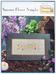 Summer Flower Sampler / Elizabeth's Designs