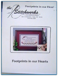 Footprints in our Hearts / Stitchworks