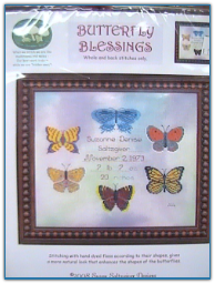 Butterfly Blessings / Susan Saltzgiver Designs