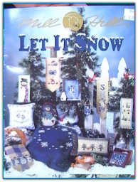 Let It Snow / Mill Hill Designs