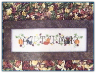 Simply Autumn / Waxing Moon Designs