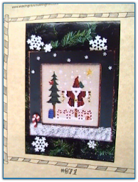 Santa's Garden / Waxing Moon Designs