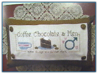 Coffee, Chocolate & Men / Waxing Moon Designs