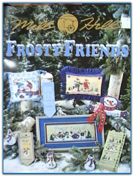 Frosty Friends / Mill Hill Designs