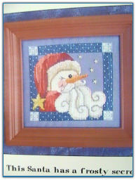 Snow Ho Ho / Waxing Moon Designs