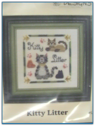 Kitty Litter / Brittercup Designs