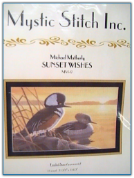 Sunset Wishes / Mystic Stitch Inc