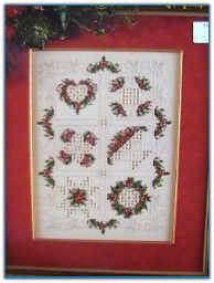 My Christmas Quilt / Cross N Patch