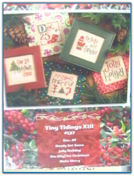 Tiny Tidings XIII / Lizzie Kate