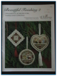 Beautiful Finishing 2 - Ornaments / Victoria Sampler