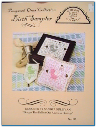 Birth Sampler / Homespun Elegance