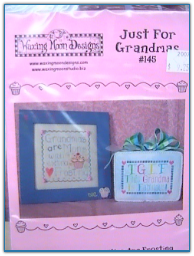 Just for Grandmas / Waxing Moon Designs