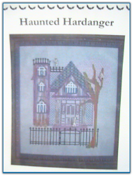 Haunted Hardanger / Michelle Ink Needlework Designs