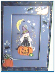 Halloween Short Stack / Waxing Moon Designs