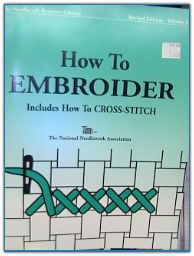 How to Embroider / National Needlework Association