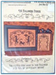 Halloween Fairies / Waxing Moon Designs
