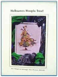 Halloween Hoopla Tree / Marilynn And Jackie's Collectibles