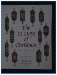 The 12 Days of Christmas Ornaments / Amy Loh-Kupser