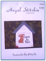 Smooch the Pooch / Angel Stitchin