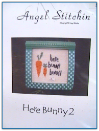 Here Bunny 2 / Angel Stitchin