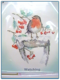 Watching / Heritage Stitchcraft