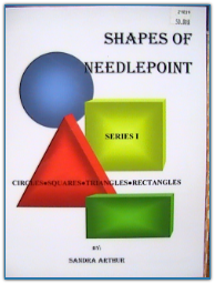 Shapes of Needlepoint / Sandra Arthur