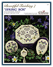 Beautiful Finishing 7 - Spring Box / Victoria Sampler