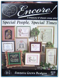 Special People, Special Times / Jeanette Crews