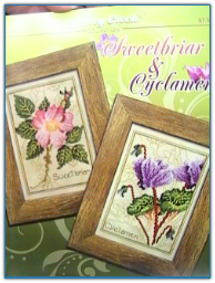 Sweetbriar & Cyclamen / Stoney Creek