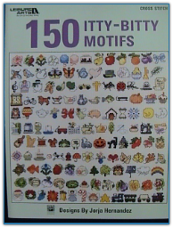 150 Itty-Bitty Motifs / Leisure Arts
