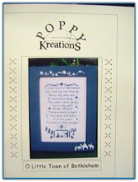 O Little Town of Bethlehem / Poppy Kreations