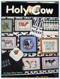 Holy Cow / Jeanette Crews Designs