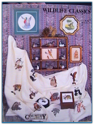 Wildlife Classics / Country Cross Stitch
