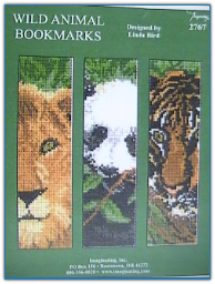 Wild Animal Bookmarks / Imaginating