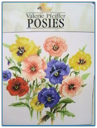 Pansy Posy / Heritage Sttichcraft