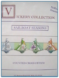 Sailboat Seasons / Vickery Collection