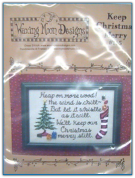 Keep Christmas Merry / Waxing Moon Designs