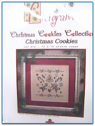 Christmas Cookies / Filigram