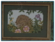 Hedgehog / Serendipity Designs